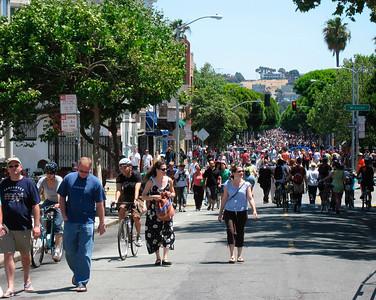 Sunday Streets San Francisco (July 19, 2009)