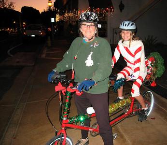Christmas rides