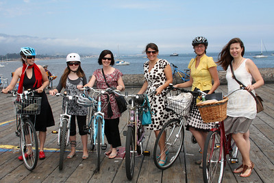 Cycle Chic Sundays Santa Barbara (July 2010)