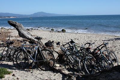 Hammond's Beach in Montecito