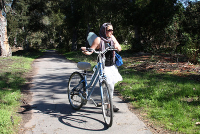 Nice trail in Montecito