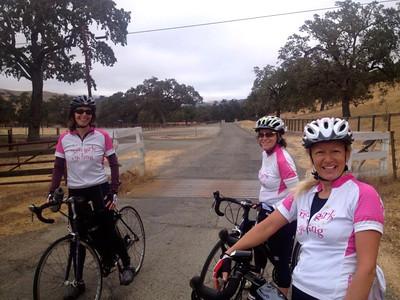 Happy riders on Happy Canyon