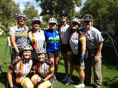 Team Chain Gang at Vineyard House in Santa Ynez