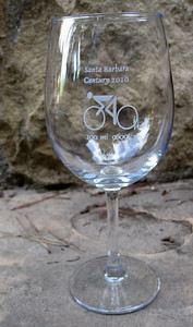 Beautiful glass for all finishers