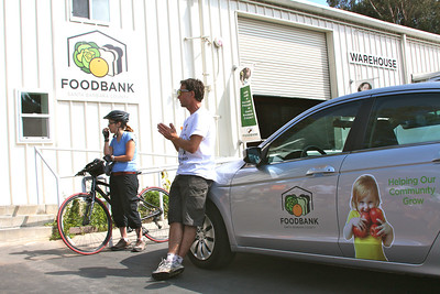 Doug Hagensen who works for Backyard Bounty gave us a great tour of the SB FoodBank  http://foodbanksbc.org/backyardbounty.html