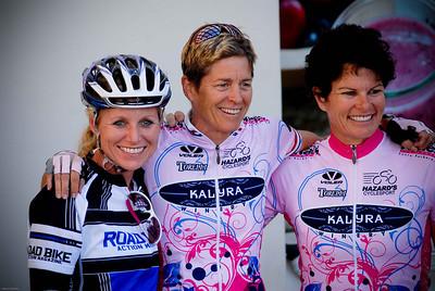 Jill Gass & Avalon Jenkins-Balker (RAAM racers)