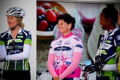 Rindi, Avalon Jenkins-Balker (RAAM racer) & Chimene