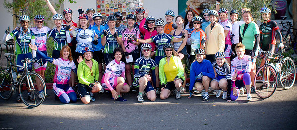 Group: CycleMAYnia 2010