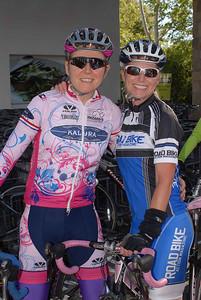 Sonia Ross (RAAM racer) & RaeLynn Miller