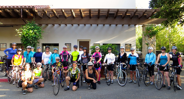 5th Annual Women On Wheels: 2014