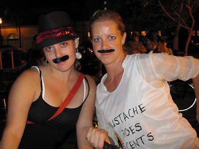 Moustache: Nov 2010