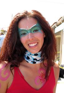 Dancer at the Mesa Spring Festival