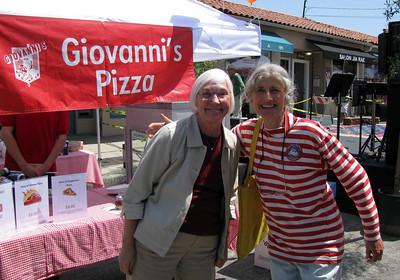 Marty Blum & Eva Inbar