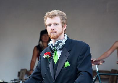 John, our DJ