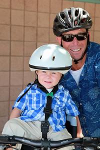 Happy riders