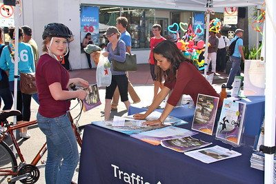 Traffic Solutions with tons of information on CycleMAYnia events