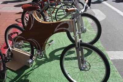 Bike built by Rex