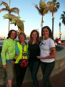 Christine, Amy, Christine & Cherlyn