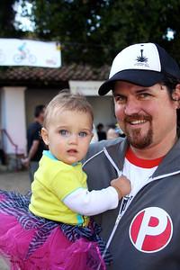 Jim & daughter Stella
