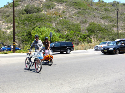 Las Positas & Cliff Drive