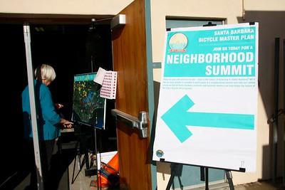 Santa Barbara Bike Master Plan (Mesa Summit)