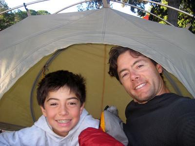 Inaugural Tour de Tent: May 2010