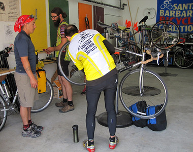 Replacing the derailleur cable