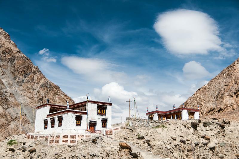 Skiu, Gompa, Markha Valley, Ladakh