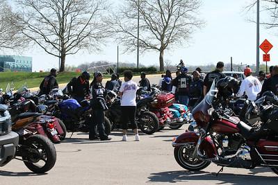 BikerTour25Apr2009 ToledoDaytonCincyLouisville