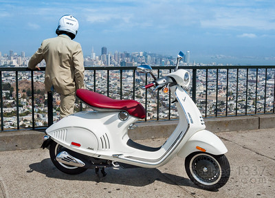 Vespa Tales of the City