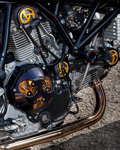 Exposed Ducati
