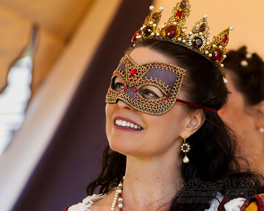 Masked Queen