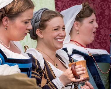 Singing Maidens