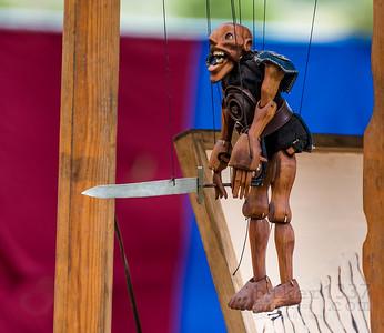 Sword Puppet