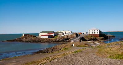 Brákarey Island
