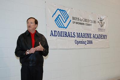 Bikers Visit The Admirals Marine Academy 056