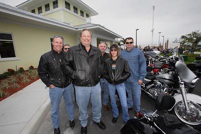 Bikers Visit The Admirals Marine Academy 031