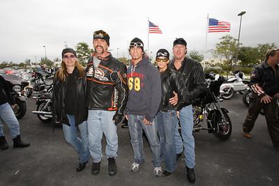 Bikers Visit The Admirals Marine Academy 033