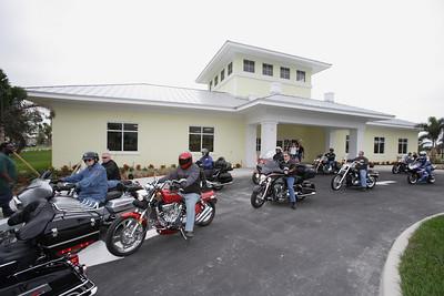 Bikers Visit The Admirals Marine Academy 021