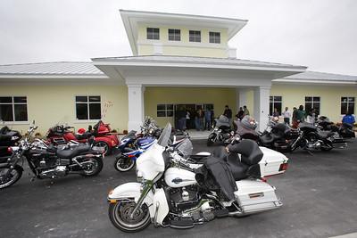 Bikers Visit The Admirals Marine Academy 037
