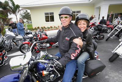 Bikers Visit The Admirals Marine Academy 025