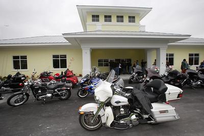 Bikers Visit The Admirals Marine Academy 036