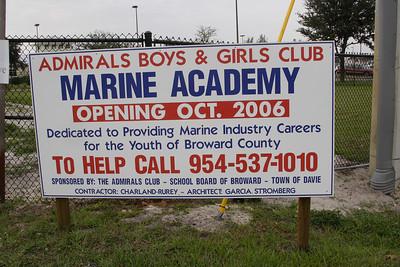 Bikers Visit The Admirals Marine Academy 006