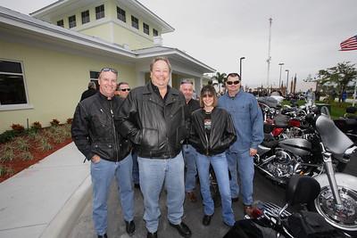 Bikers Visit The Admirals Marine Academy 030