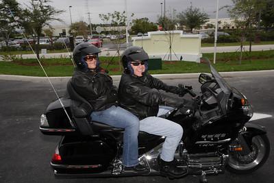Bikers Visit The Admirals Marine Academy 011
