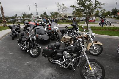 Bikers Visit The Admirals Marine Academy 034