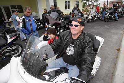 Bikers Visit The Admirals Marine Academy 026