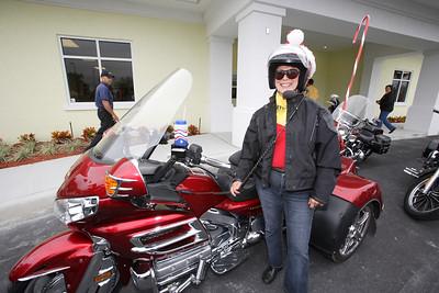 Bikers Visit The Admirals Marine Academy 028