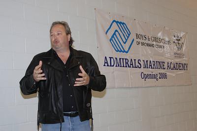 Bikers Visit The Admirals Marine Academy 054