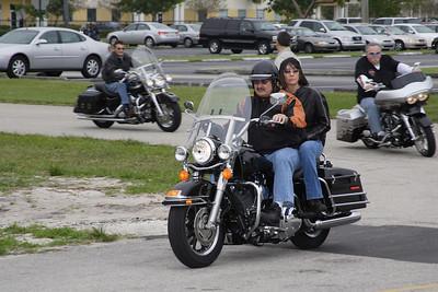 Bikers Visit The Admirals Marine Academy 012